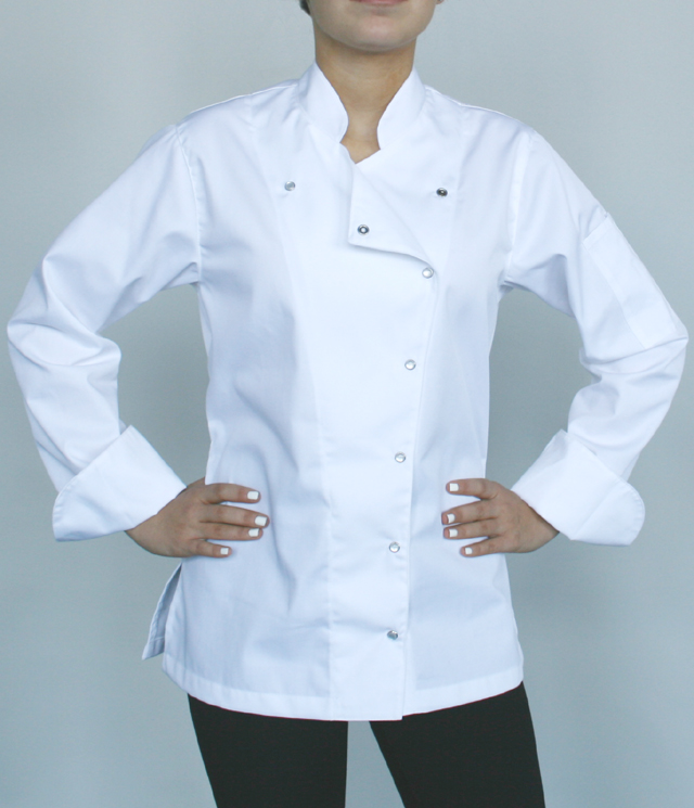 8f79dcc924 Women s pearl snap jacket (White)