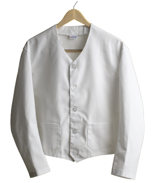 Server Jackets Waiter Jacket Waiter Jacket White