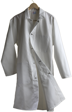 Lab Coat (All Inside Pockets)