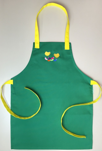 Chick Beans Child Apron