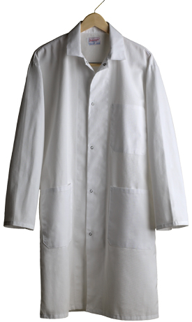 Lab Coat (Heavy Weight)